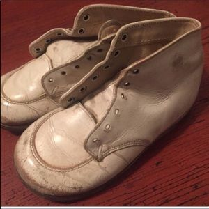 Vintage Baby Walking Shoes